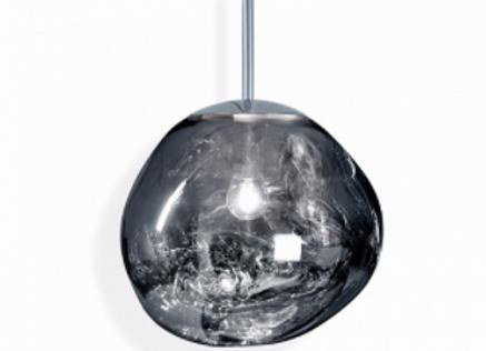 Светильник подвесной Melt Chrome 35