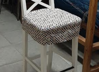 Барный стул Ингольф с подушкой