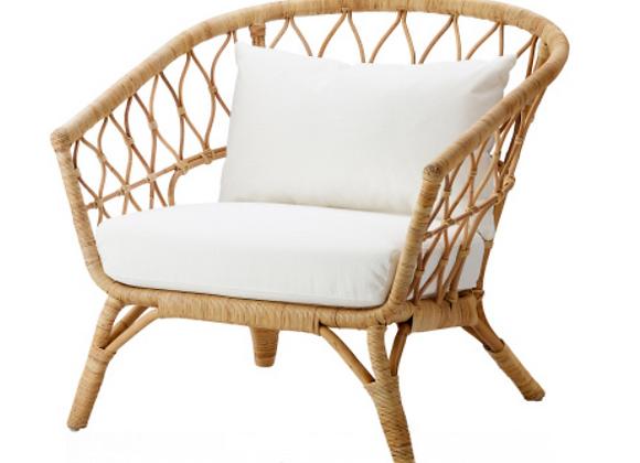 Кресло СТОКГОЛЬМ 2017 с подушкой-сиденьем