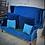 Thumbnail: Диван с подушками (синий)