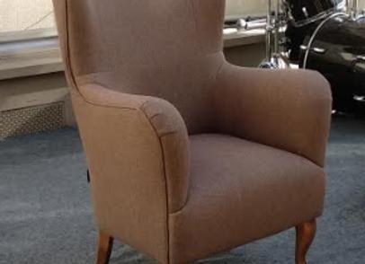 """Кресло """"Джемес-С"""" шоколад"""