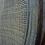 """Thumbnail: """"К.М.ВИНТАЖ"""". БАРНЫЙ СТУЛ VINTAGE FRENCH ROUND CANE BACK КРЕМОВЫЙ ЛЕН"""