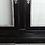 Thumbnail: Шкаф-витрина с выдвижными ящиками  (массив) 190 см.