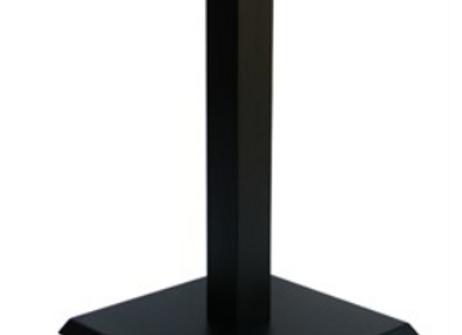 Подстолье металлическое Квадро Трапезе-низкое 62см.