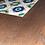Thumbnail: Столешница дубовая со вставками-плитка 140х80