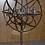 """Thumbnail: """"Комиссионный мебели Винтаж"""".Настольный светильник Foucault's Orb"""
