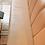 Thumbnail: Модульный диван на ножках (Беж. кож.зам.) 160 см.