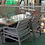 Thumbnail: Кресло Nardi Аria (серое) с подушками 2шт.