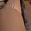Thumbnail: Модульный диван на ножках (Беж. кож.зам.) 135 см.