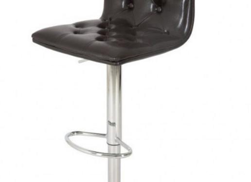 Барный стул BS 110 (Тёмно-коричневый)