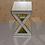 "Thumbnail: ""Комиссионный мебели Винтаж"" Зеркальный кофейный столик Dunkerke"