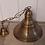 Thumbnail: Светильник из латуни «Галонбир»