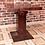 Thumbnail: Стол массив-коньяк (70х70 см.)