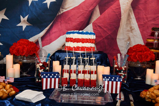 Patriots Ball - 2019: Dessert Bar