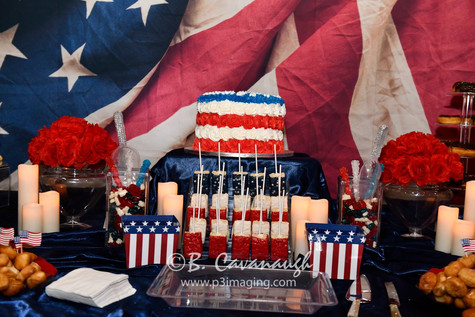 Patriots Ball - 2019: Dessert Bar