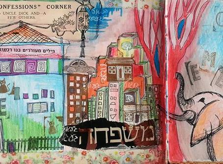 Creative Journeys- The Blog