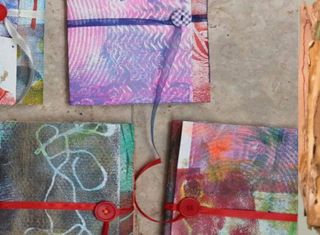 """Visual Journey Journaling"" –Innovative approach for teaching Art-Journaling"