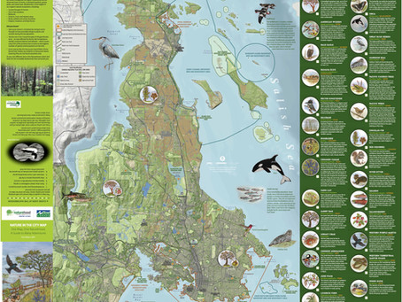 Launching the Greater Victoria NatureHood Map: A Guide to Many Adventures!