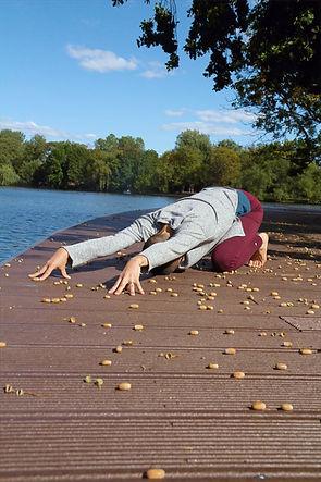balasana yoga soma