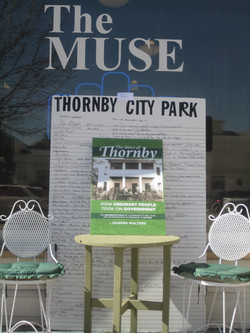 Muse Front Window