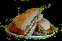 Schnitzel Sandwich