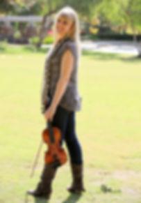Macie Slick violin