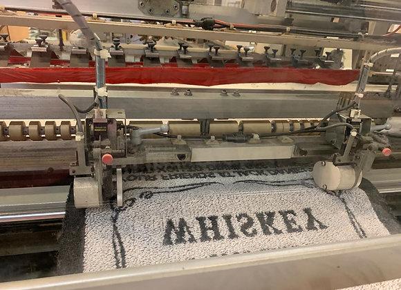 Barudan Automatic Towel Hemming Machine