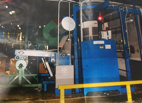 Parks & Woolson Shearing Line