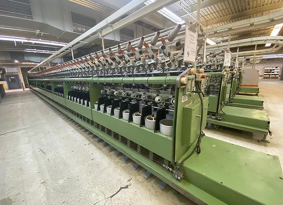 (4) Saurer Allma TM-180B Twisters