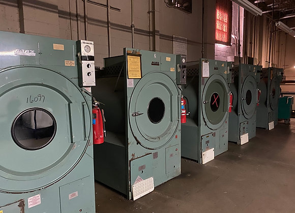 (5) Ajax Dryers