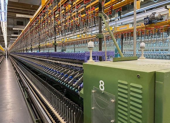 (2) Marzoli Link Spinning Frames