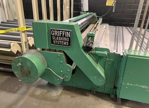 Griffin Beamer for High Density Warps