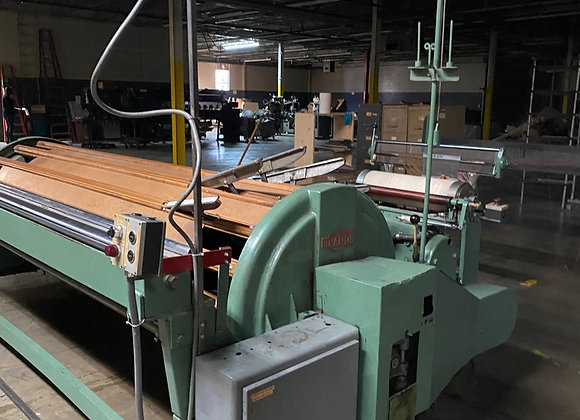 Brandt Sectional Warper