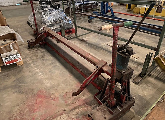 (4) Hydraulic Beam Carriers
