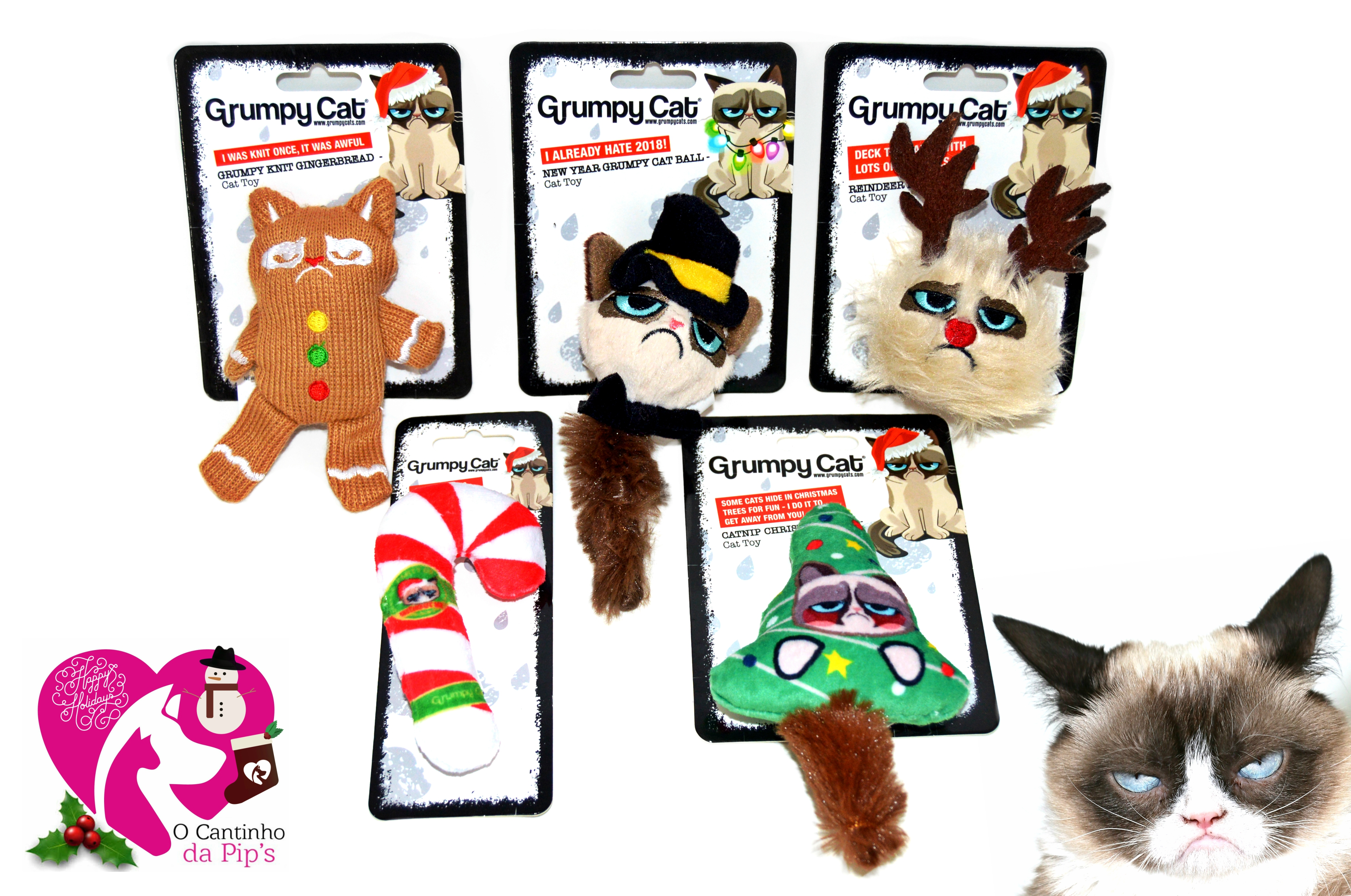Grumpy Cat Toys