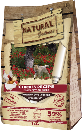 Alimento Natural Greatness CHICKEN RECIPE Starter