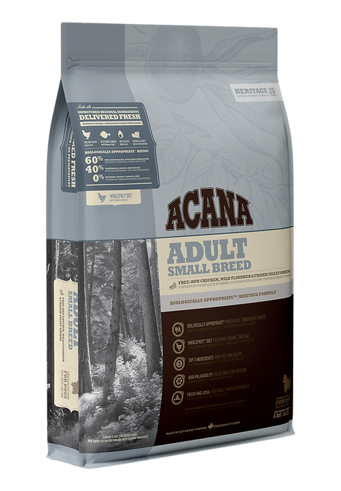 Alimento para Cão ACANA Adult Small Breed