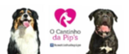 O Cantinho da Pip's loja de produtos para animais, veterinário, treino canino, nutrição canina, nutrição felina, rações, trelas e coleiras, peitorais não puxar