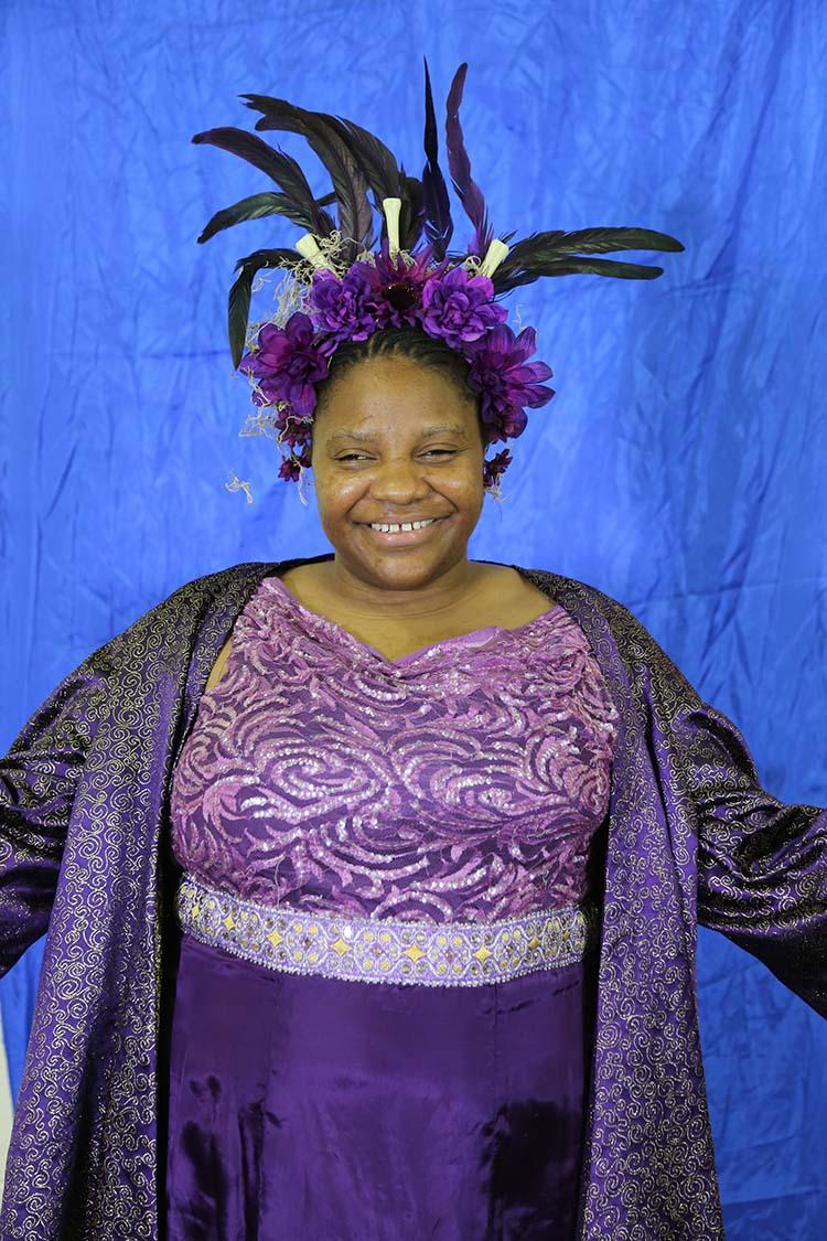 Ruth as Singra