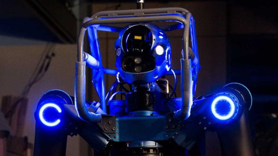 Real Life Hero Rescue Robot – Walk-MAN