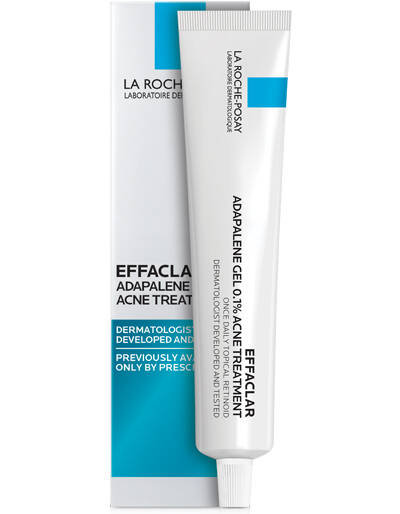 Effaclar Adapalene Gel 0.1% Acne Treatment