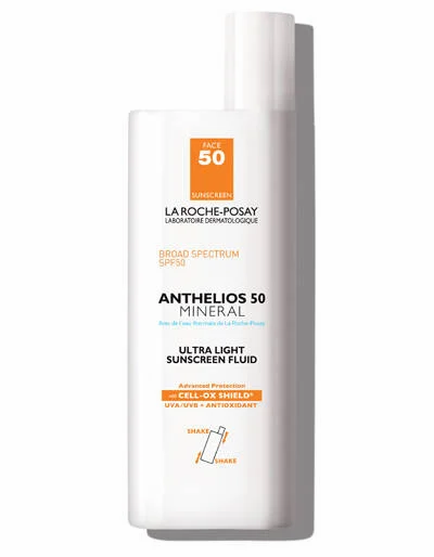 Anthelios SPF 50 Mineral Sunscreen