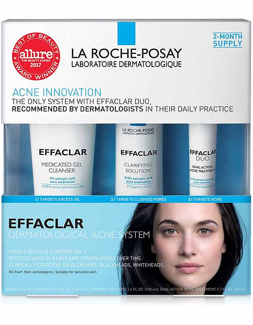The Effaclar Acne System