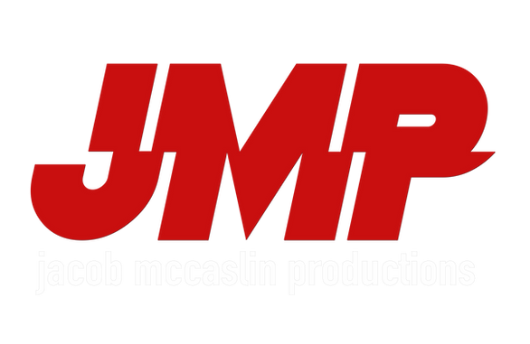 JMP Jacob McCasin Productions LOGO