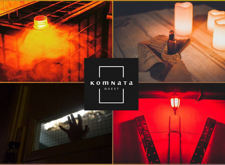 Friends and Neighbors: Komnata Quest