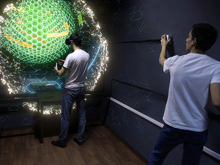 Virtual Reality (VR) in Escape Rooms