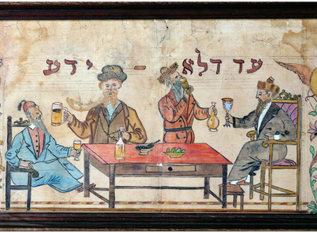 The Zeide's Purim