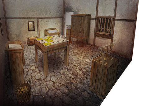 Introducing the Rashi Escape Room!
