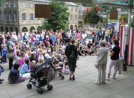 Buxton Puppet Festival news