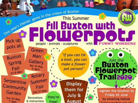 Buxton Flowerpot Trail 2020